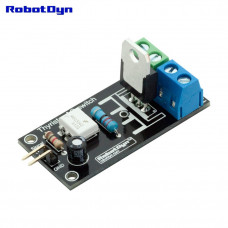 Модуль реле змінного струму тиристорний одноканальний 110 / 220В, 5А RobotDyn