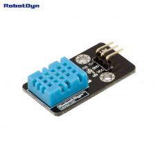 Модуль з датчиком температури і вологості DHT11