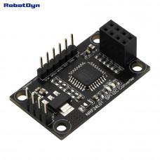 Конвертер SPI I2C для NRF24L01