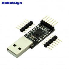 Конвертер USB UART CP2104