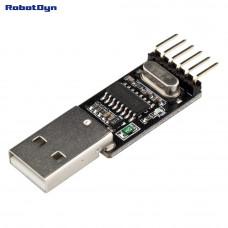 Конвертер USB-TTL CH340G