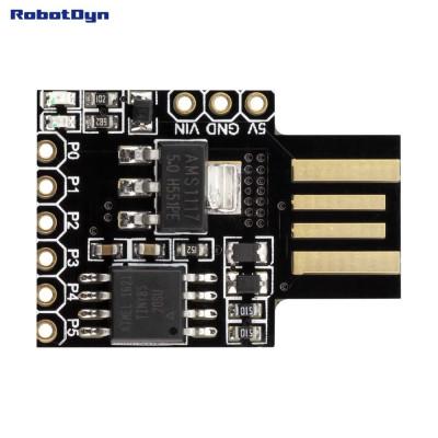 Плата контролер RobotDyn Mini ATtiny85