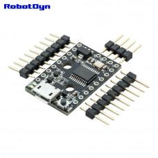 Контролер Pro ATtiny167 MicroUSB