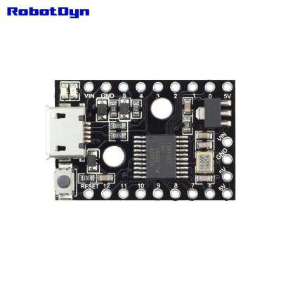 Плата контролер RobotDyn Pro ATtiny167 MicroUSB