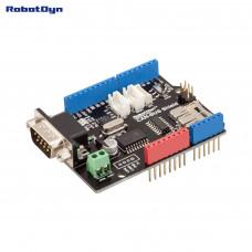 Плата розширення CAN-BUS для Arduino