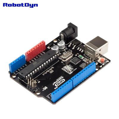 Плата контролер RobotDyn UNO R3 ATmega328P-PU ATmega16U2