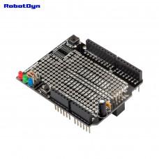 Плата розширення для прототипування для Arduino Uno