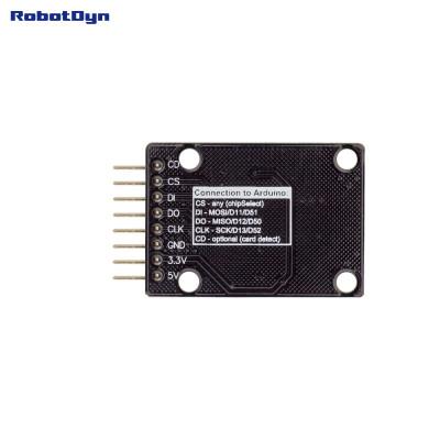 Модуль для запису / читання MicroSD