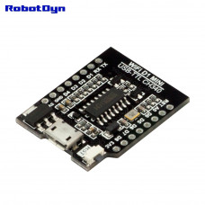 Конвертер USB-TTL CH340G для Wemos
