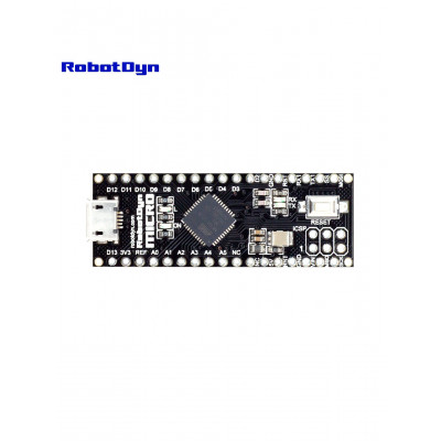 Плата контролер RobotDyn Micro ATmega32U4-MU