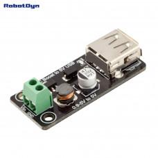 Модуль перетворювач підвищуючий 0,9 - 5В Robotdyn