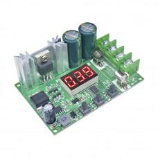 ШІМ регулятор швидкості для двигунів DC з дисплеєм