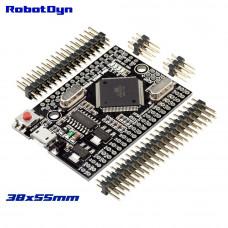 Контролер Mega 2560 PRO ATmega2560-16AU CH340 RobotDyn