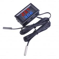 Модуль дисплей з датчиком температури NTC 10K