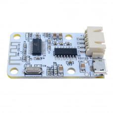 Модуль аудіо приймача бездротовий з цифровим підсилювачем звуку