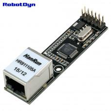 Модуль мережевий ethernet W5500 RobotDyn