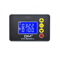 "Модуль реле часу з дисплеєм 1.37 ""LCD 110-220V 10А"