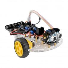 Робот конструктор з датчиком відстані