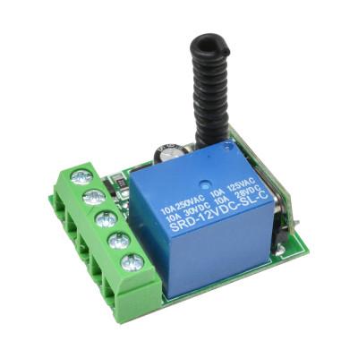 Модуль реле з бездротовим керуванням KR1201A
