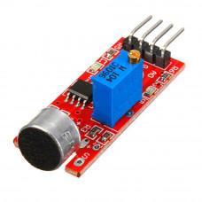 Модуль виявлення звуку з мікрофоном для Ардуіно