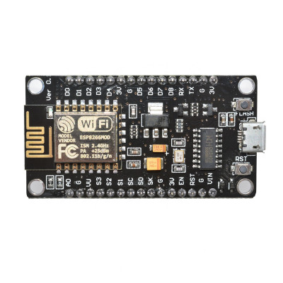 Плата контролер RobotDyn WIFI NodeM ESP8266 CH340G