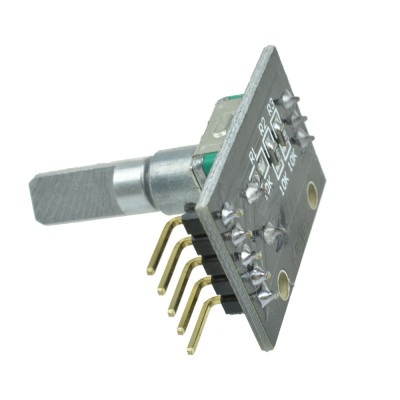 Модуль енкодер поворотний KY-040 360° Diymore