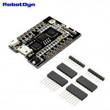 Контролер для розробки WIFI D1 MINI ESP8266 CP2104 RobotDyn