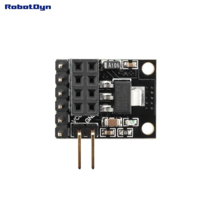 Роз'єм адаптер для NRF24L01 з регулятором 3.3В