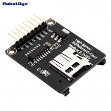 Модуль для SD + MicroSD