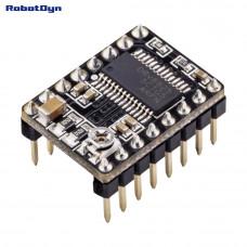 Драйвер крокового двигуна DRV8825 для 3D принтерів RobotDyn