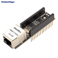 Мережевий Шилд ENC28J60 для Nano v3 RobotDyn