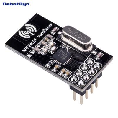 Модуль радіопередатчик NRF24L01 2,4Ггц Robotdyn