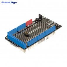 Плата розширення для Arduino Mega