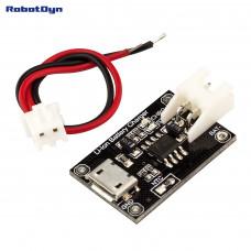 Модуль для зарядки Li-Ion акумуляторів