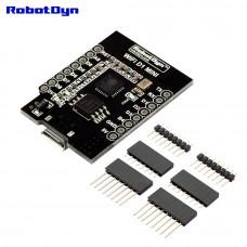 Контролер для розробки WIFI D1 MINI ESP8266 CH340G
