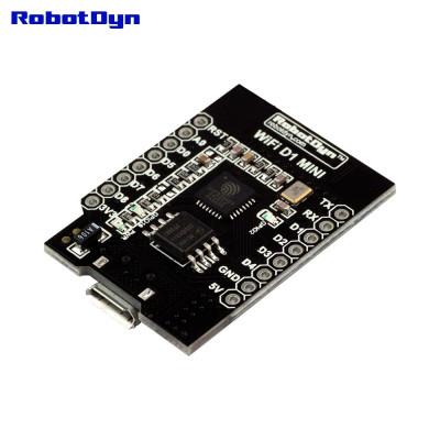 Контролер для розробки RobotDyn WIFI D1 MINI ESP8266 CH340G