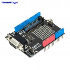 Плата розширення RS232 для Arduino