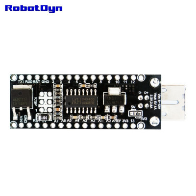Плата контролер RobotDyn NANO V3 посилений