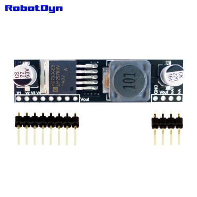 Пасивний модуль PoE Robotdyn