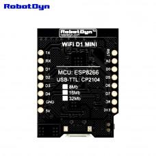Контролер MicroPython ESP8266 mini
