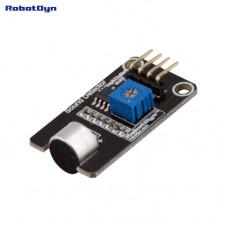 Модуль з датчиком звуку аналоговий / цифровий RobotDyn