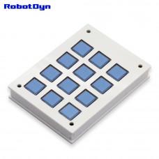 Корпус для клавіатури 3x4